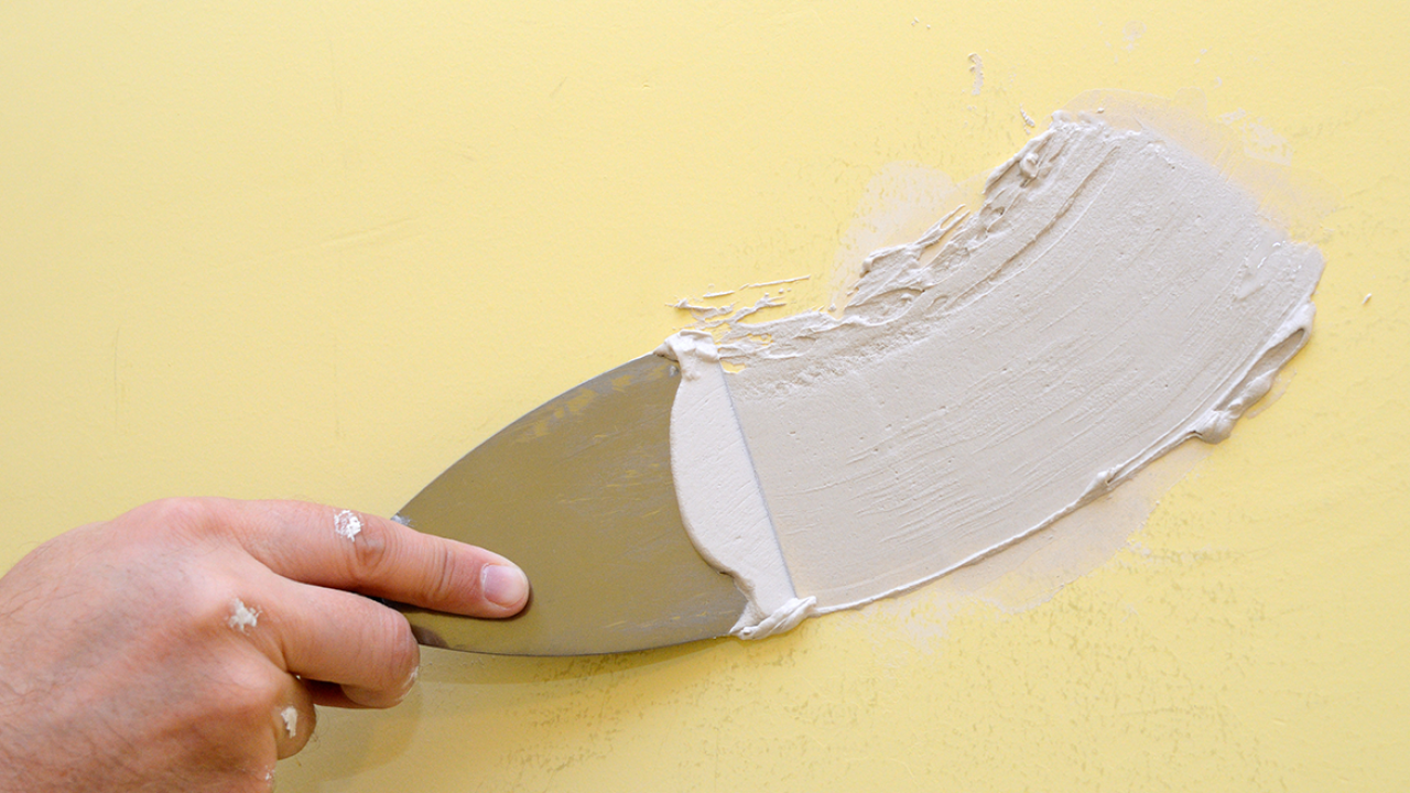What is wall putty and how to make use of it to beautify your home? –  Berger Blog