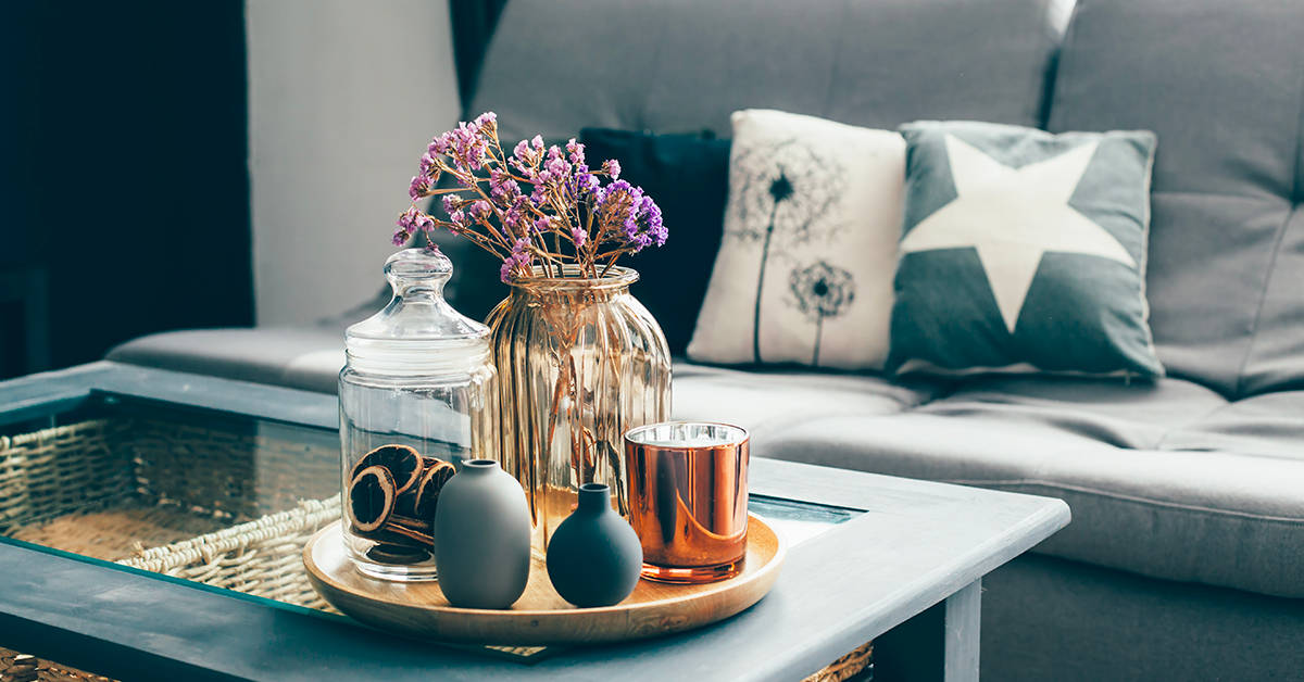 Mastering The Art Of Coffee Table Décor, Things To Use Instead Of A Coffee Table