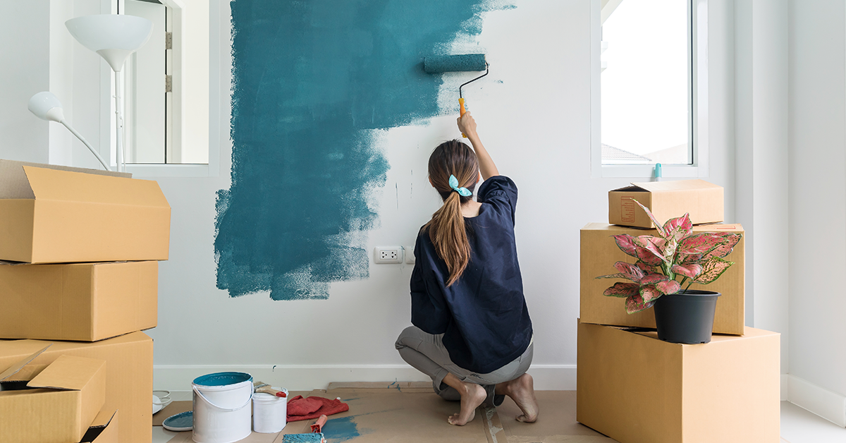 Painting Techniques for Walls