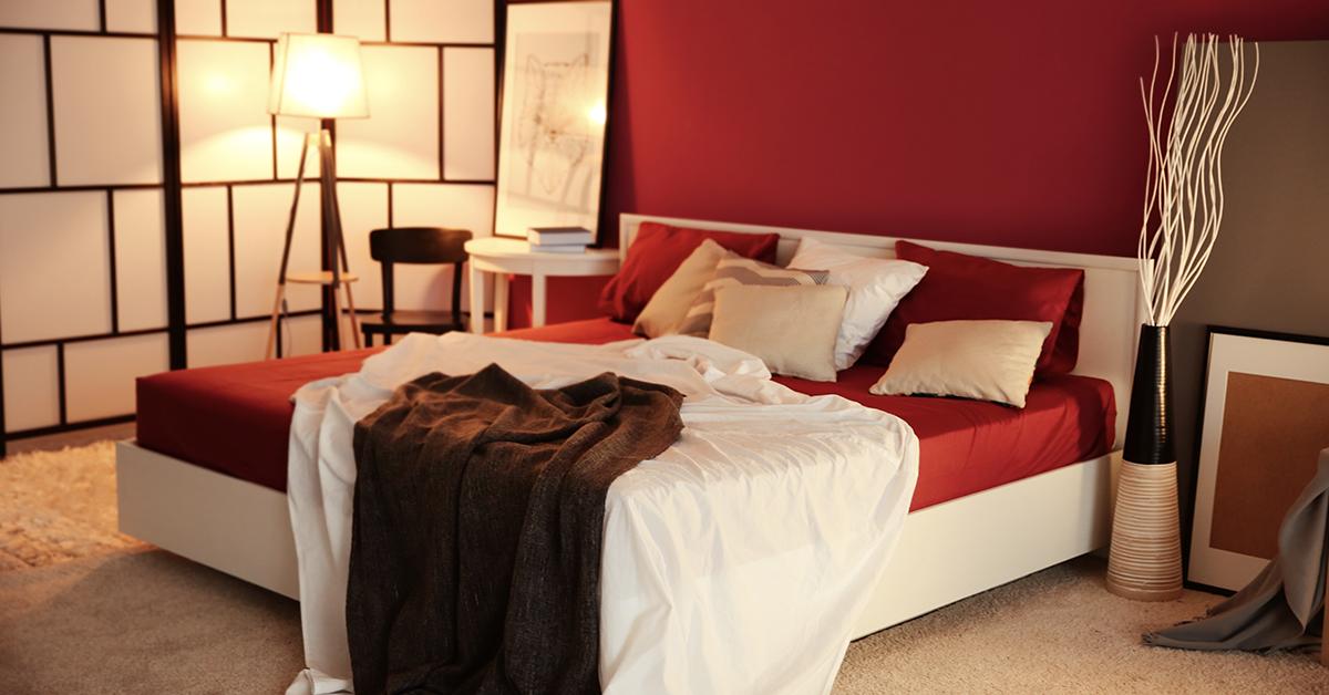बेडरूम पेंट इमेज आइडियाज