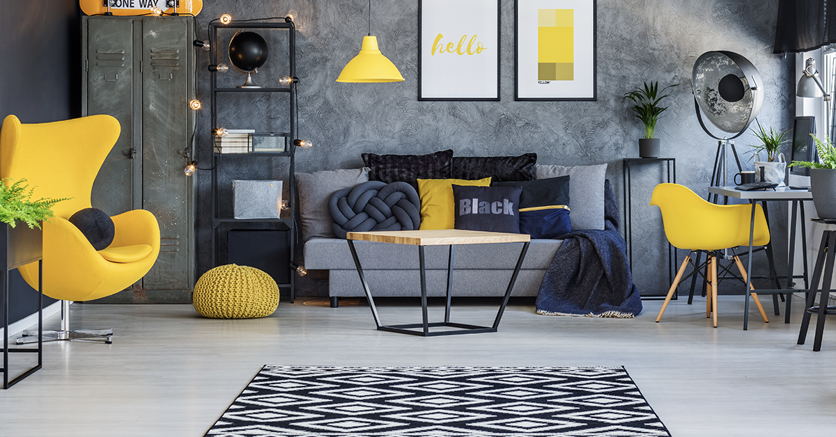 Accent rugs images for home décor