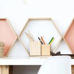 Modern Diy Desk Made Wooden Boxes