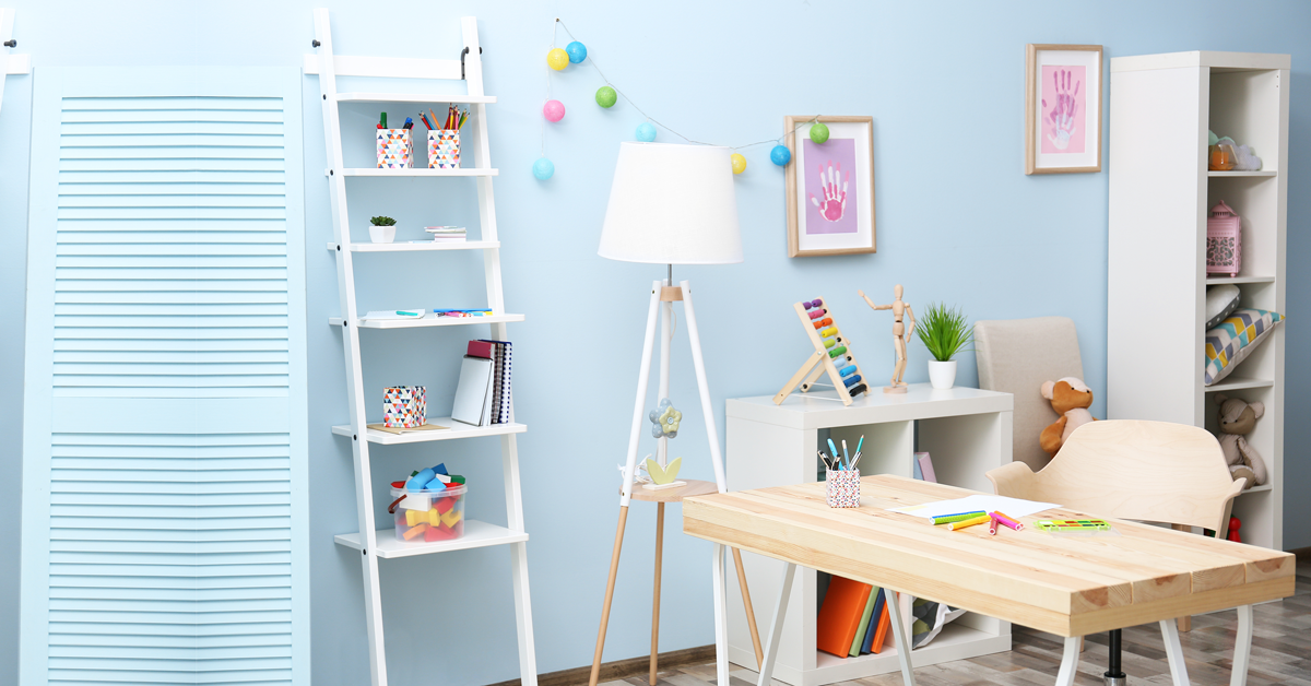 Homeschooling Your Kids Follow These Tips To Create An Engaging Study Space Berger Blog