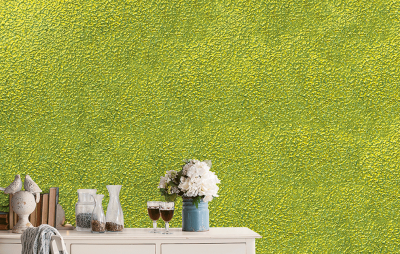 Textured Accent Wall Paint