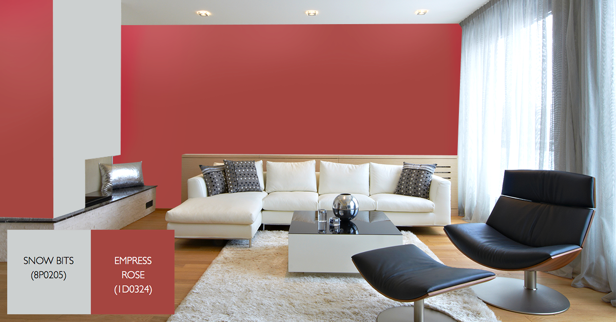 Inspiring Two Colour Combination Ideas For Your Home Walls Berger Blog