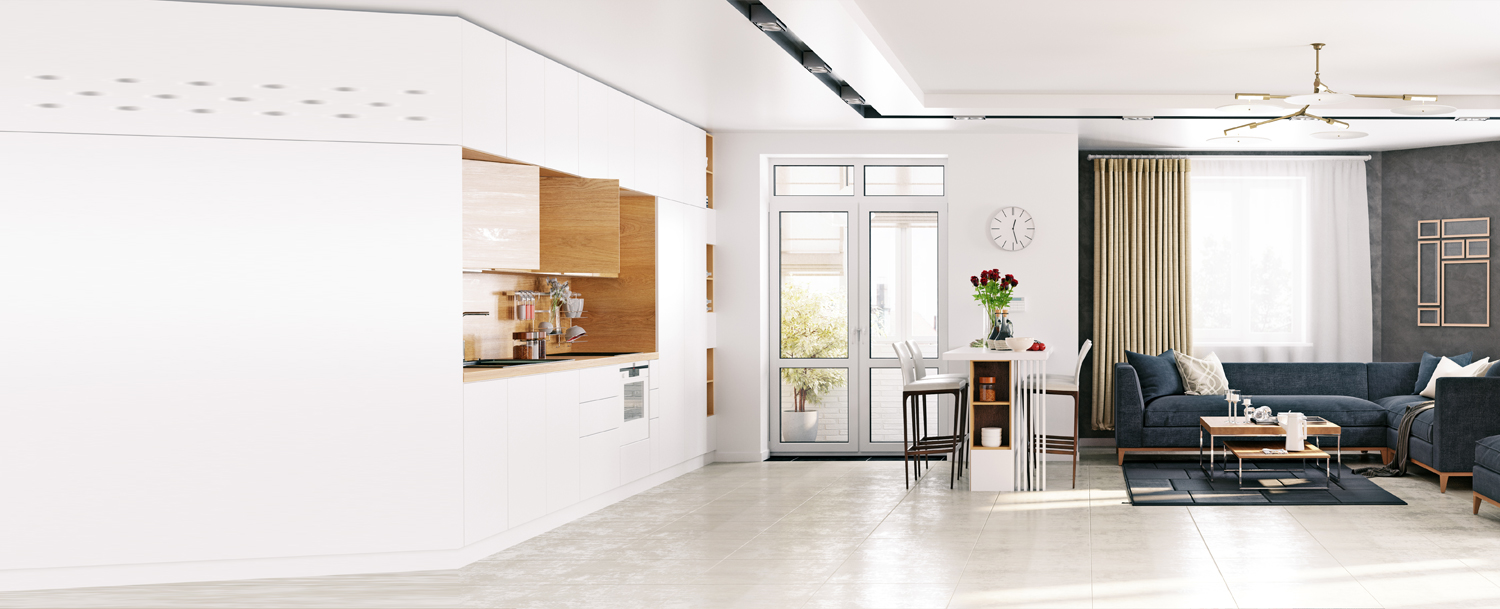 How to Choose Paint Colours for a Room with 2 Exposures?