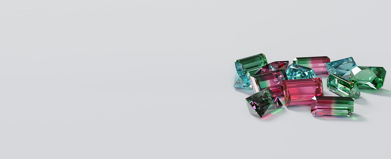 Colours  Gems Banner