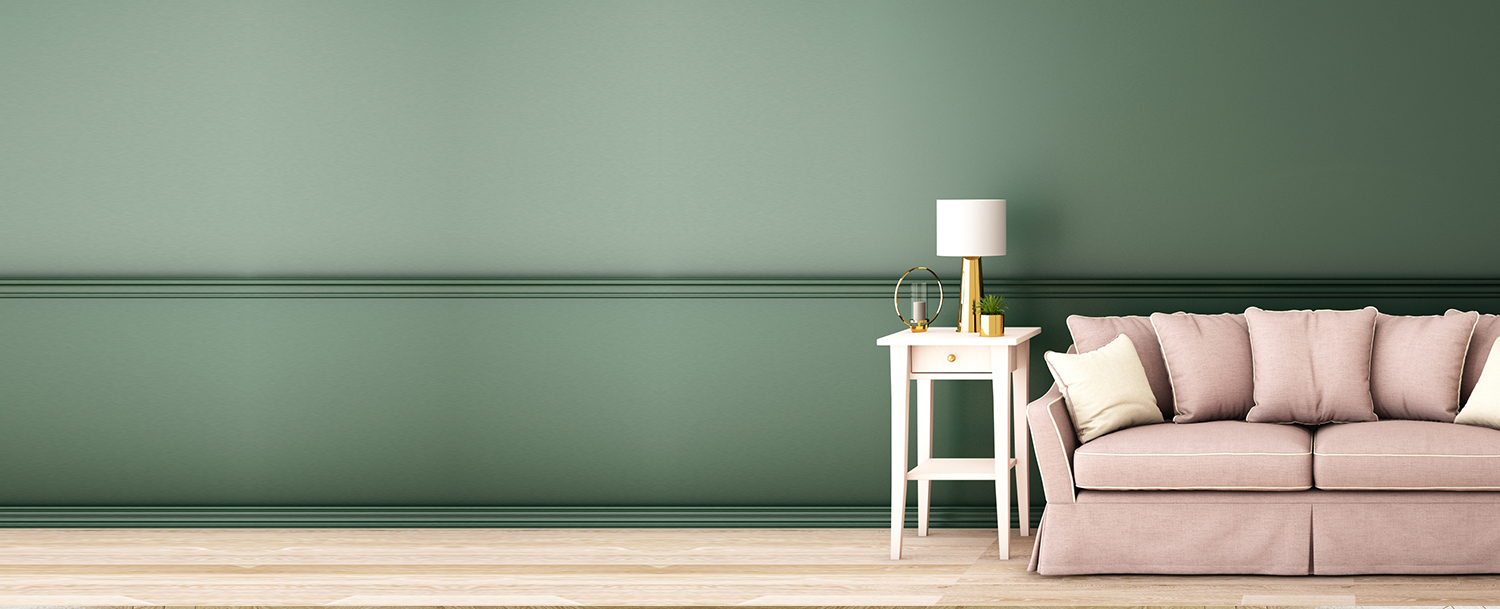 Different Colour Schemes for Painting Rooms
