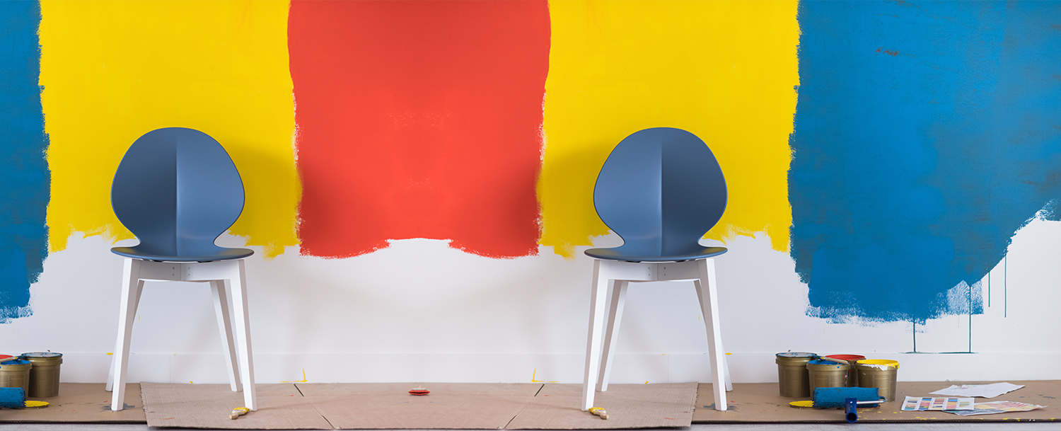 How wall paint colours affect our mood