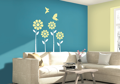 wall stencils Image