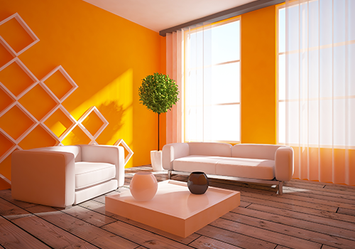Berger Colour Magazine Living Room Paint Ideas Getting Creative In The Heart Of The Home
