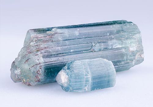 Blue color Indicolite tourmaline Image