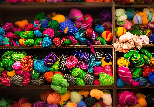 Colours and Fashion