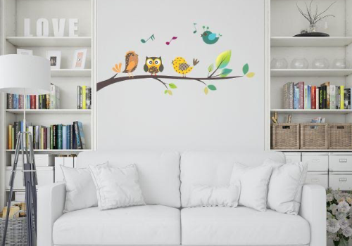 wall stickers painting