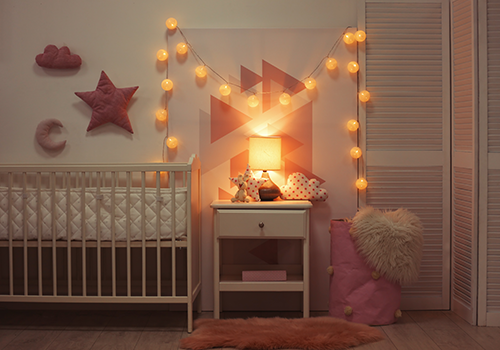 Feng Shui Energy Baby Room Ideas