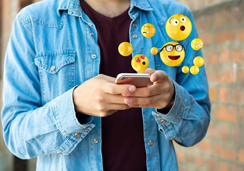 Emojis colour
