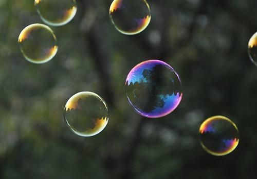 Colours Soap Bubbles Images