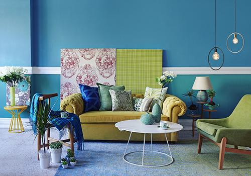 Living Room Walls Colors Ideas