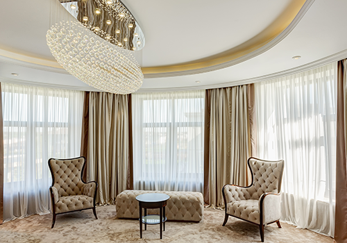Stylish Living room big crystal chandelier Ideas