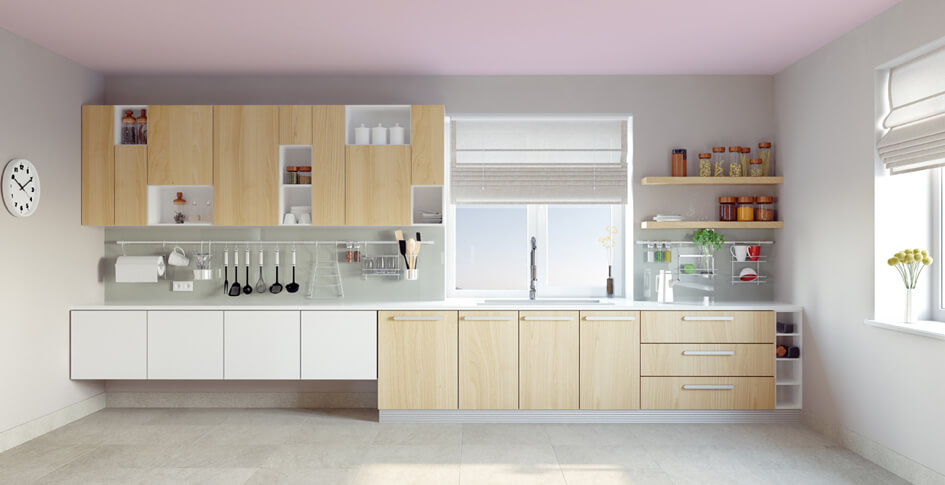 Cleanliness Is Liness Kitchen Design