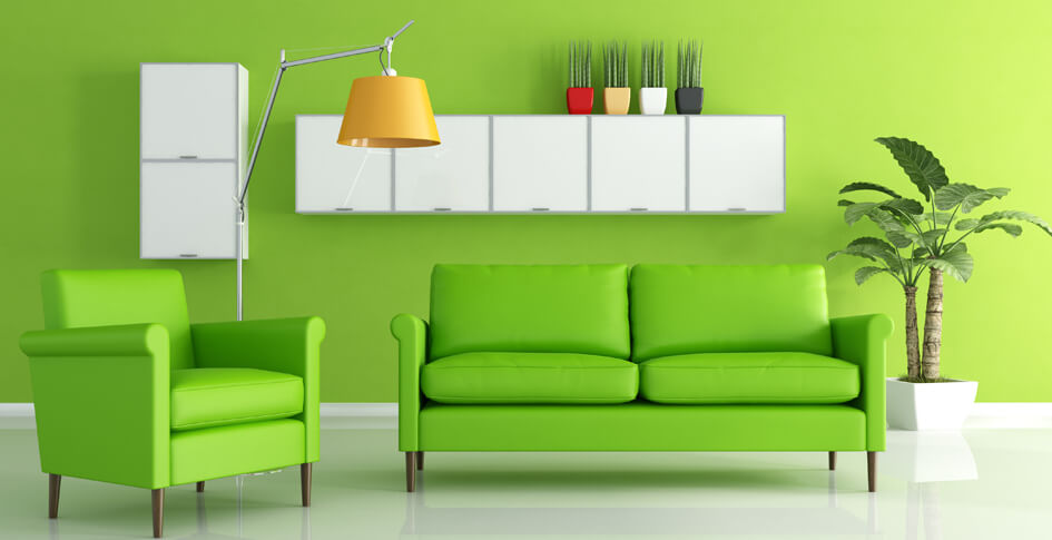 Green Colour Shades Ideas For Interior Wall Paint Berger