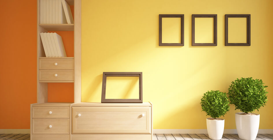 Yellow Shades yellow colour shades ideas for interior wall paint -berger paints