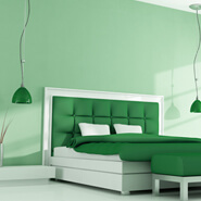 Green Colour Paint Amp Design Ideas For Interior Wall