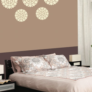 home decor trends decoration ideas to colour home walls. Black Bedroom Furniture Sets. Home Design Ideas