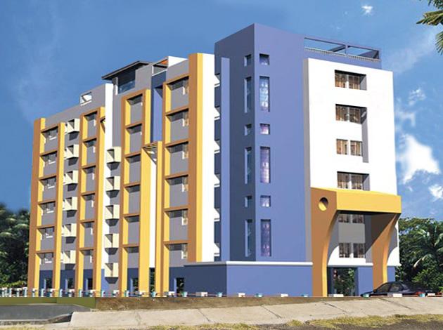 Sense of exterior colours exterior wall painting schemes - Apartment exterior color schemes ...