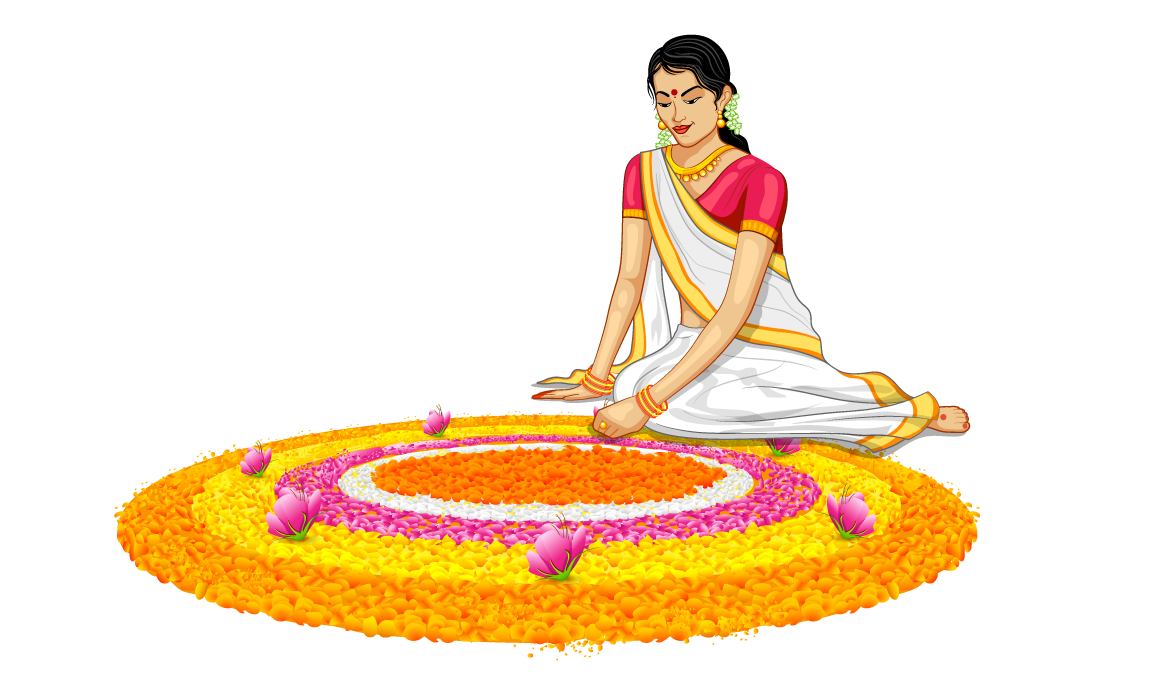 Celebrate the Festival of Onam