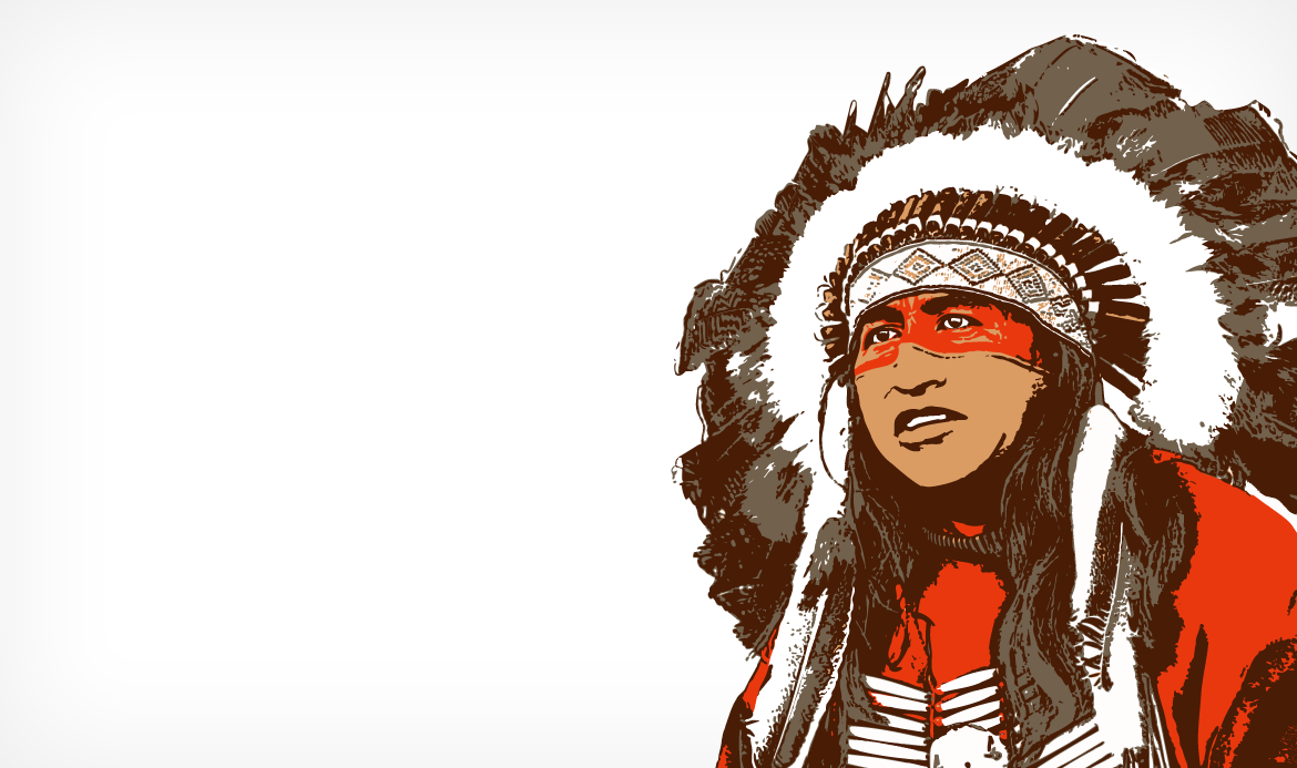 Native Americans and Colours
