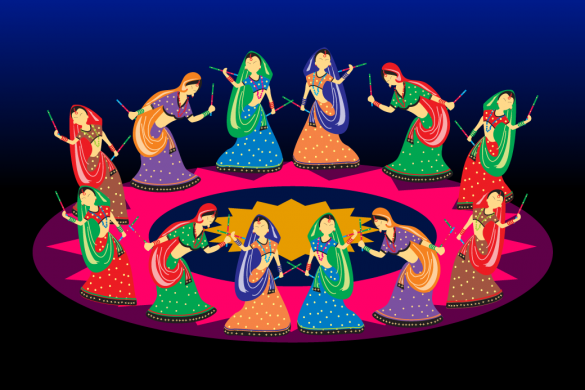 Colours of Navratri Festival