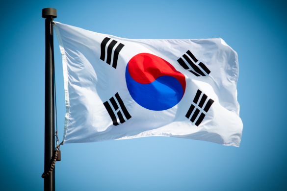 National Flag of Korea