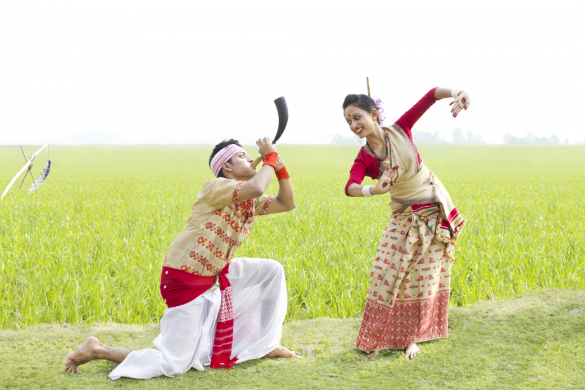 Magh Bihu - The Harvest Festival