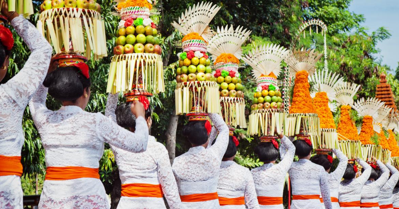 Galungan-Kuningan- Festival of Bali