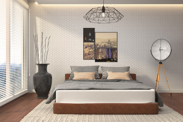 6 Tricks to Help You Fall in Love with Your Bedroom1