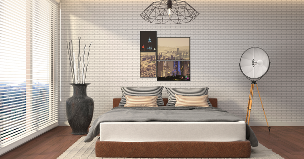Wall d cor ideas for bedroom that help you to fall in love with your bedroom - Fall decor trends five tips to spruce up your homes ...