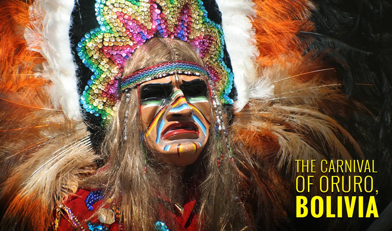 Carnival of Oruro Bolivia