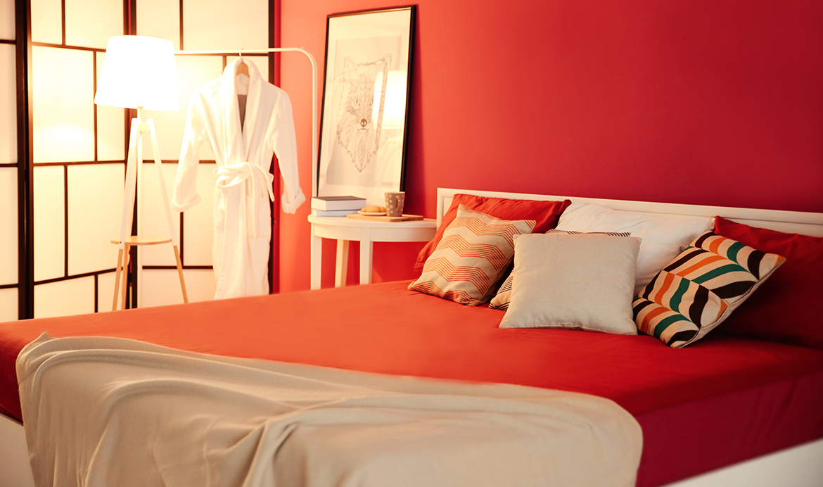 Bedroom colour images