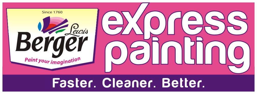express fast painting service berger paints
