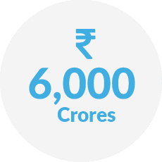 Rs.4,500 crores