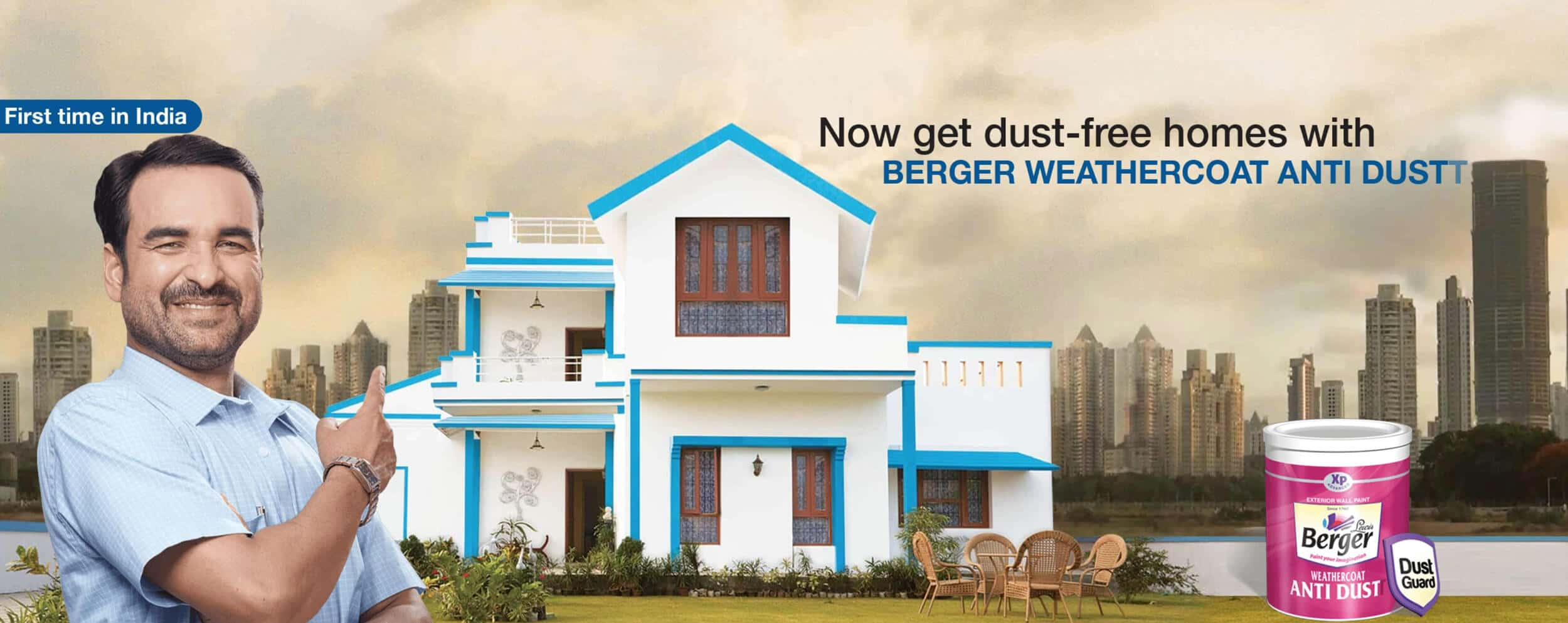 Wall Paints, Home Wall Painting Colours & Waterproofing Solutions
