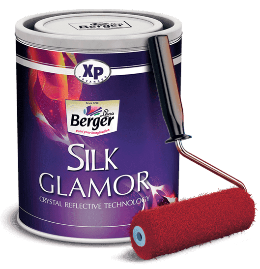 Berger Paints Interior: Wall Paints, Home Wall Painting Colour & Waterproofing