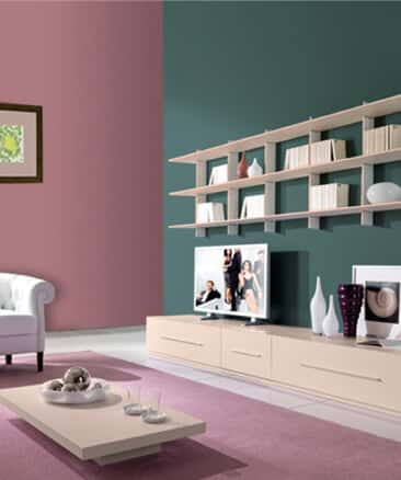 Living Room Colour Combination Virtual