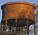 Surface Drinking Water Tank