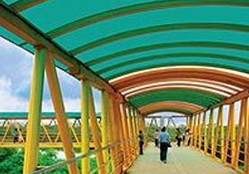 The Bandra Skywalk Project - Mumbai