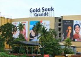 Gold Souk Grande, Cochin
