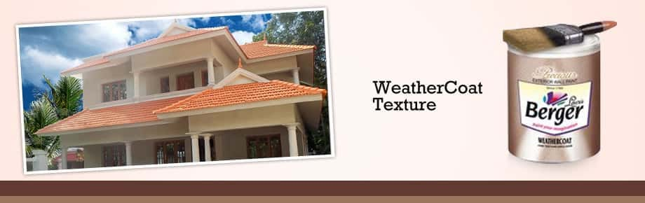 weathercoat texture paints texture finishes berger paints