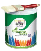 Breathe Easy Enamel