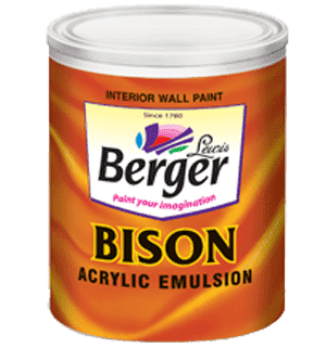 synopsis of berger paint